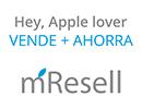 mResell: compra y vende productos Apple de segunda mano con seguridad