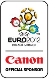 Canon - Official Sponsor - UEFA Euro 2012