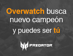 Overwatch busca nuevo campeón