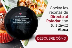 Cocina las recetas de Directo al Paladar con tu altavoz Alexa