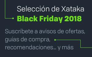 Selección de Xataka Black Friday 2018 - Suscríbete a avisos de ofertas, guías de compra, recomendaciones... y más